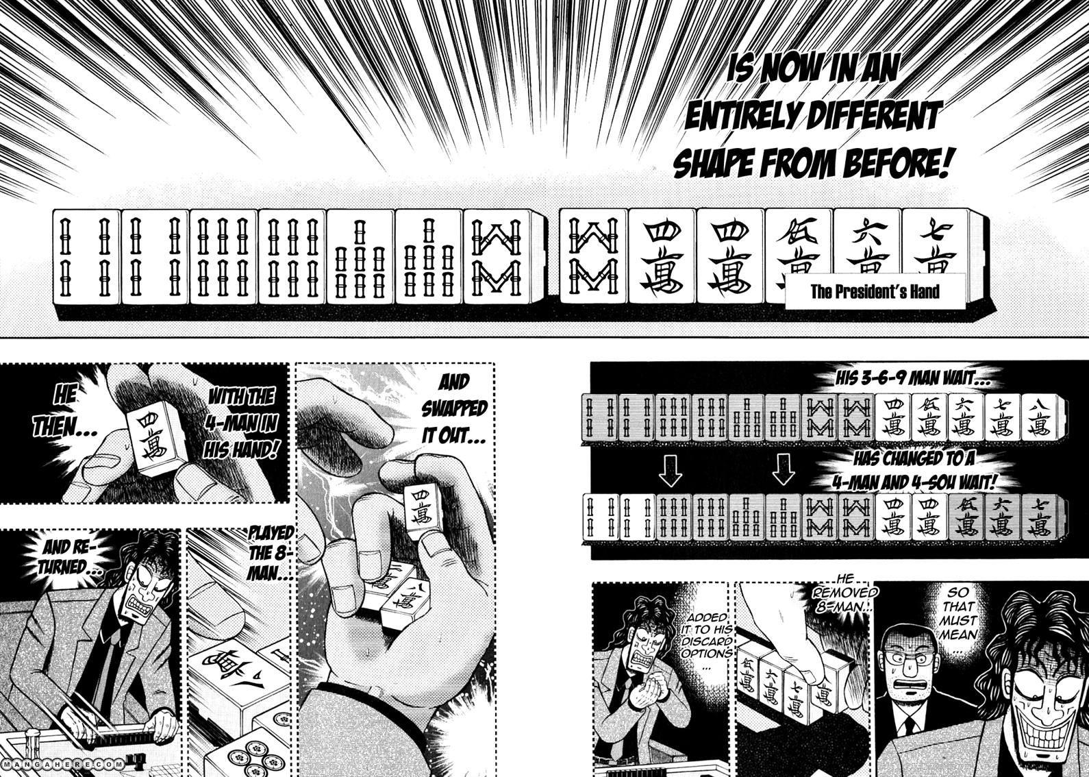 Tobaku Datenroku Kaiji 104 Page 4