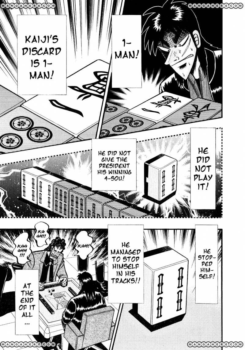 Tobaku Datenroku Kaiji 107 Page 4