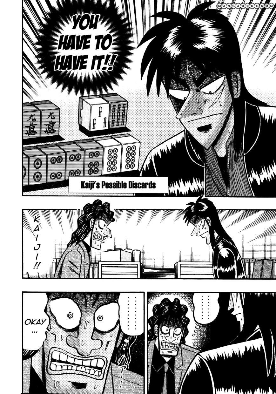 Tobaku Datenroku Kaiji 113 Page 2