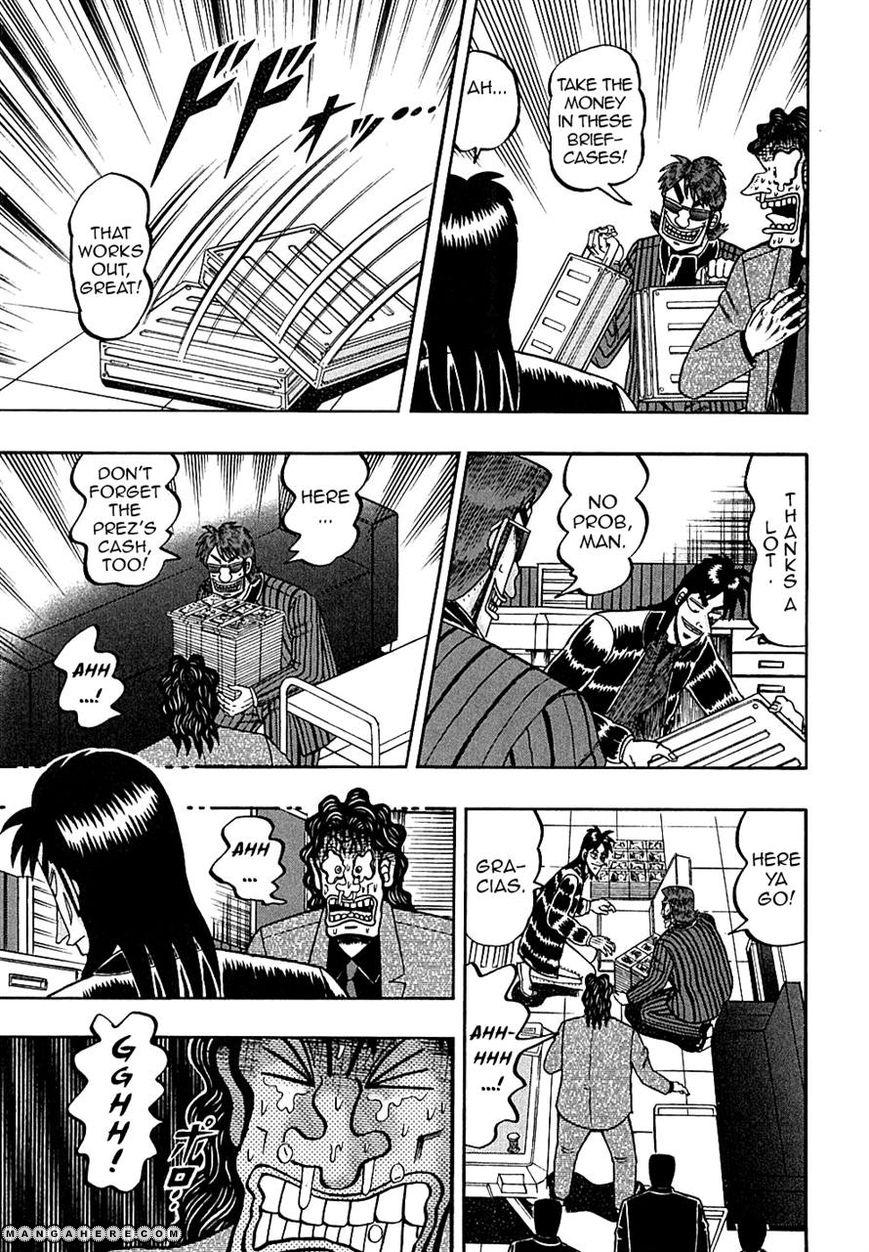 Tobaku Datenroku Kaiji 131 Page 3