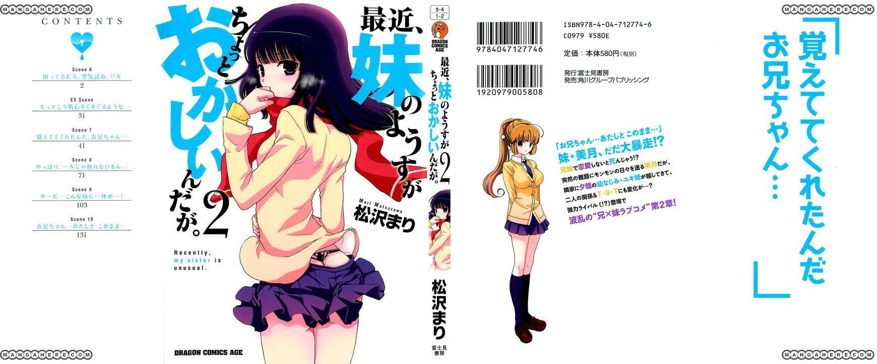 Saikin, Imouto No Yousuga Chotto Okashii N Da Ga 6 Page 1