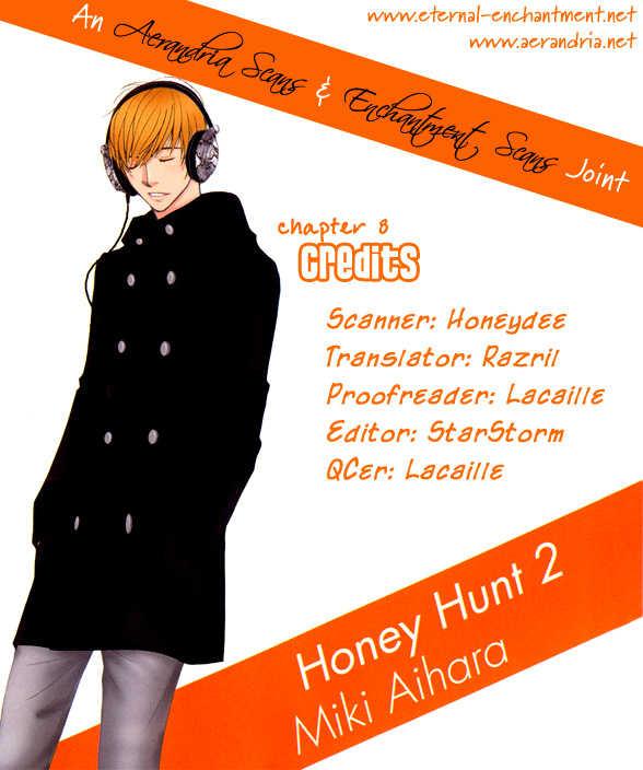 Honey Hunt 8 Page 1