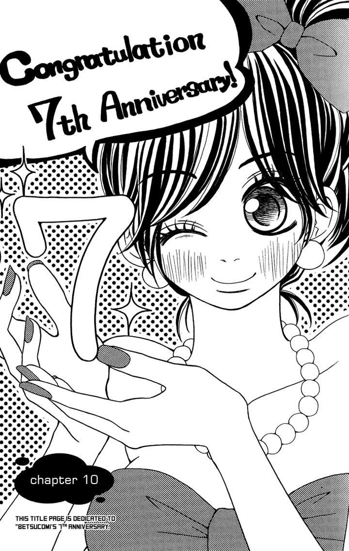 Kimi No Tonari De Seishunchuu 10 Page 1
