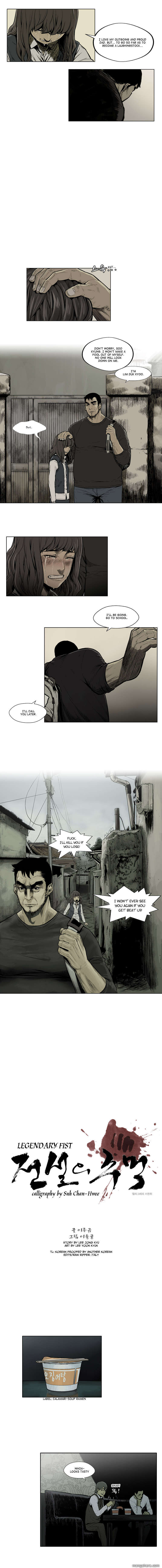 Fist Of Legend 5 Page 2