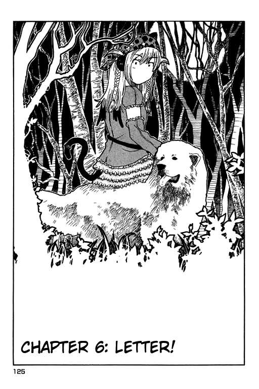 Inu Neko Jump 6 Page 1