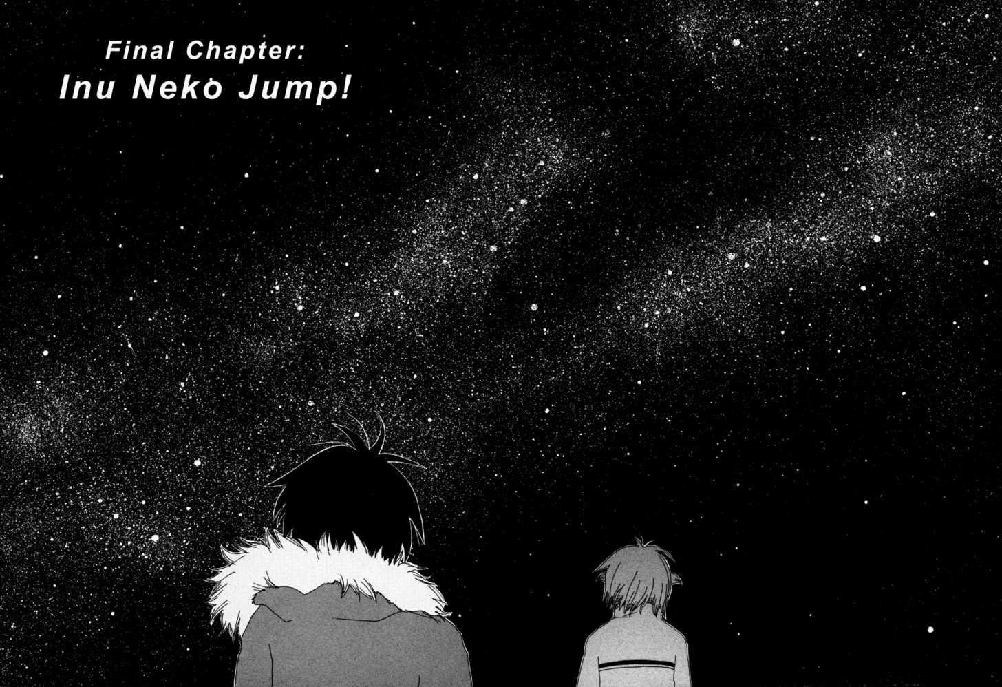 Inu Neko Jump 41 Page 1
