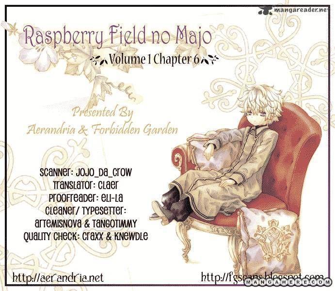 Raspberry Field no Majo 6 Page 1