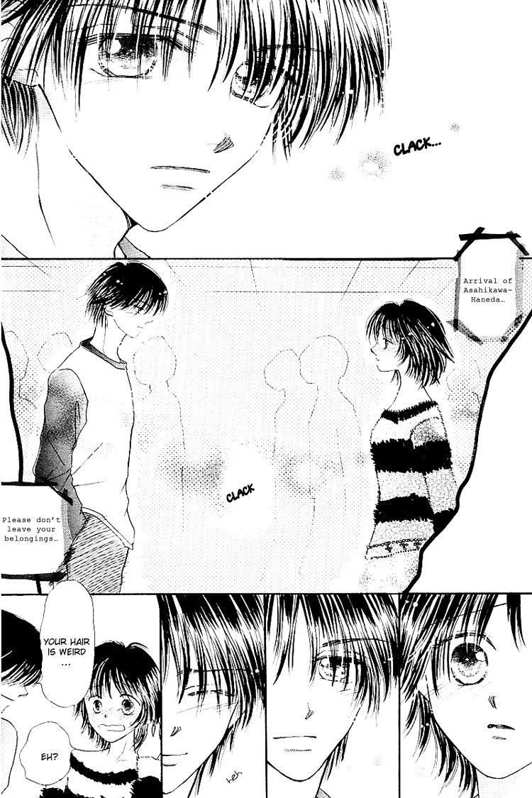 Kiss no Tsuchuu 5.5 Page 3