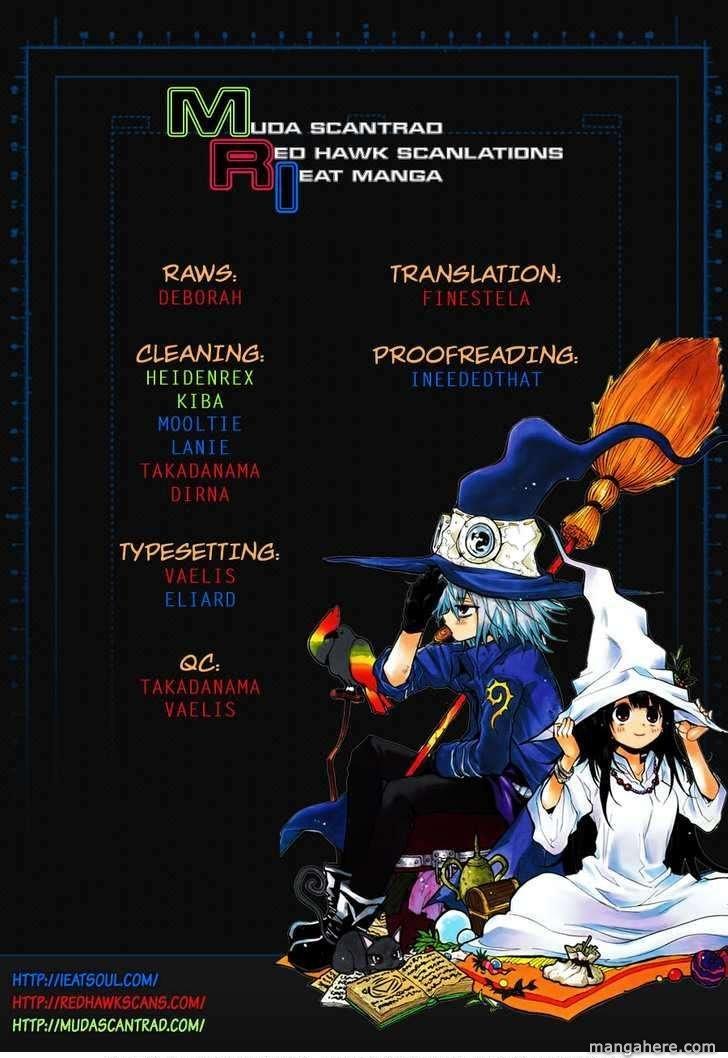 Magico (IWAMOTO Naoki) 8 Page 1