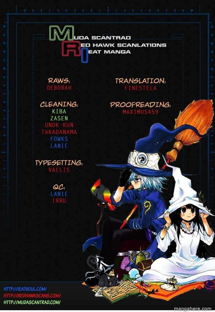 Magico (IWAMOTO Naoki) 21 Page 1