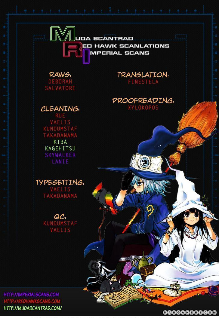 Magico (IWAMOTO Naoki) 28 Page 1