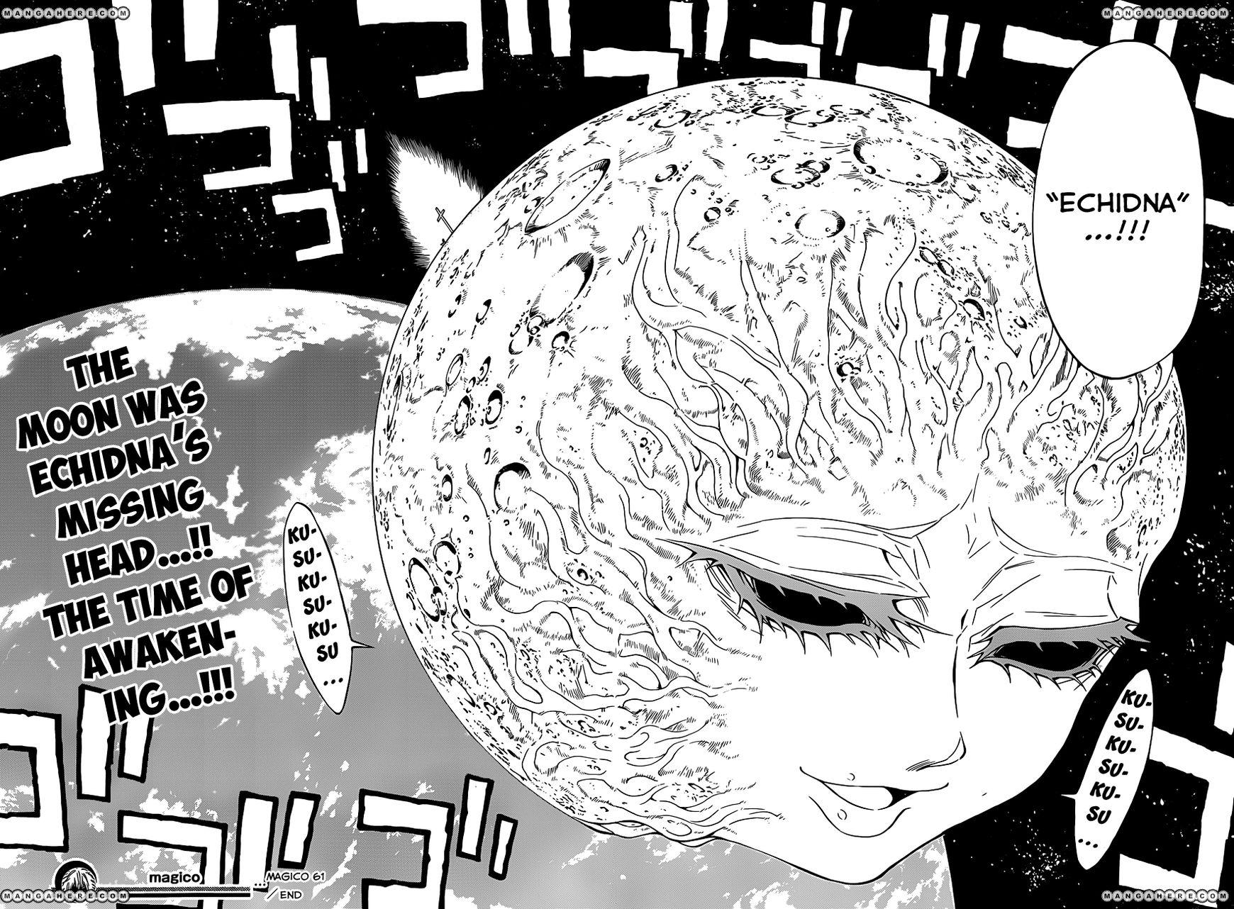 Magico (IWAMOTO Naoki) 61 Page 19