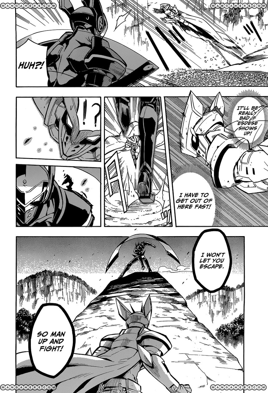 Akame ga Kiru! 19 Page 2