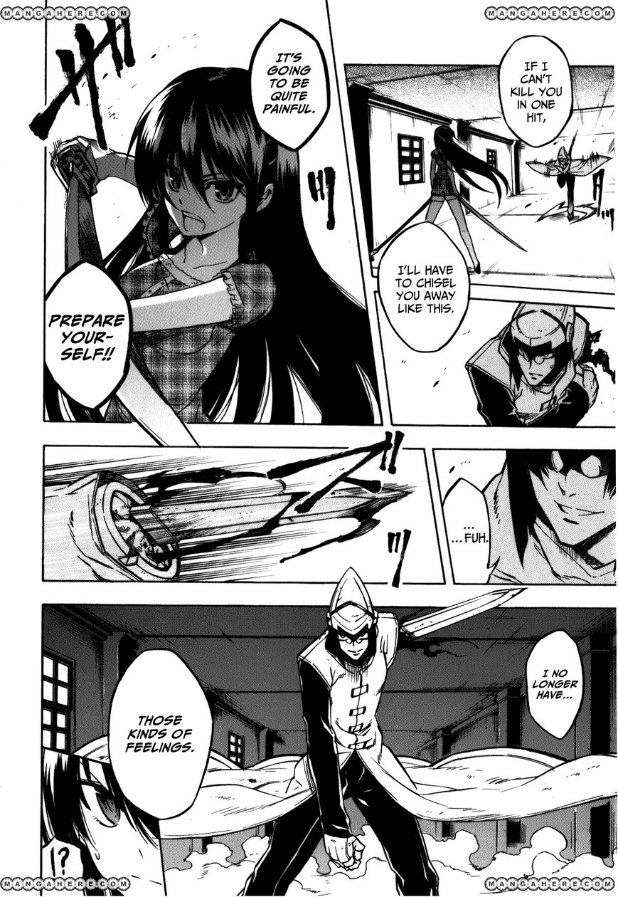 Akame ga Kiru! 21 Page 2