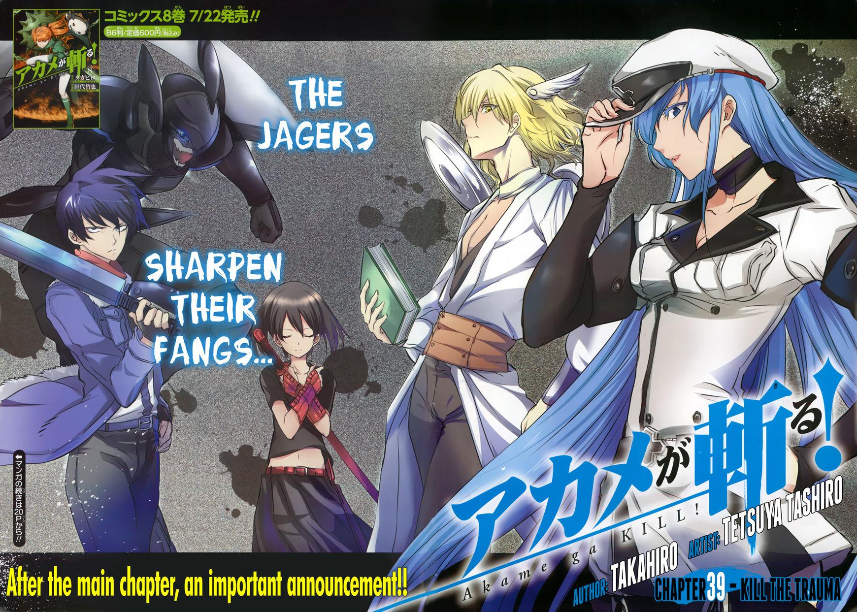 Akame ga Kiru! 39 Page 2