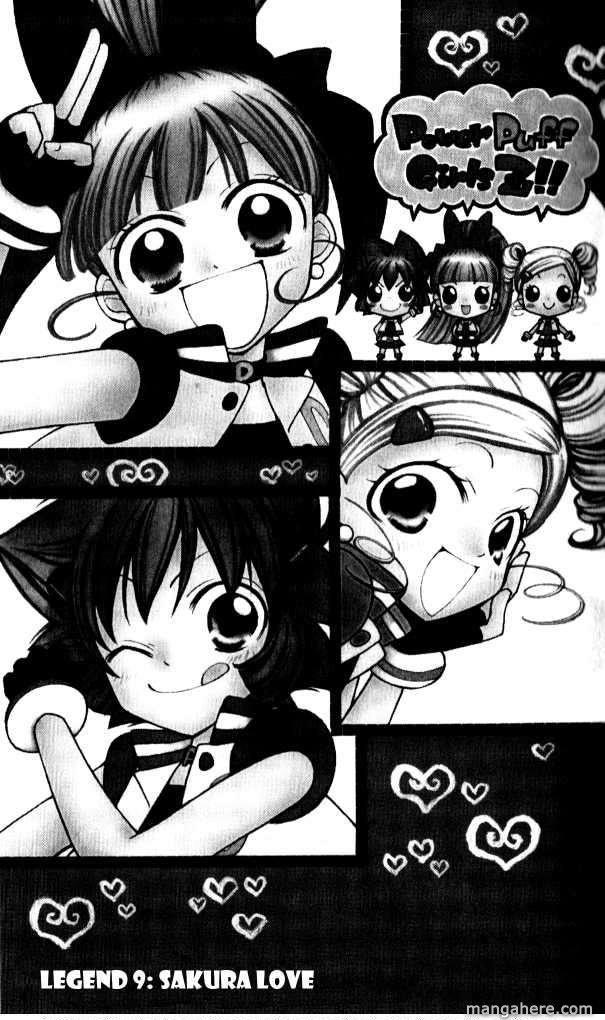 Demashitaa! Powerpuff Girls Z 9 Page 1