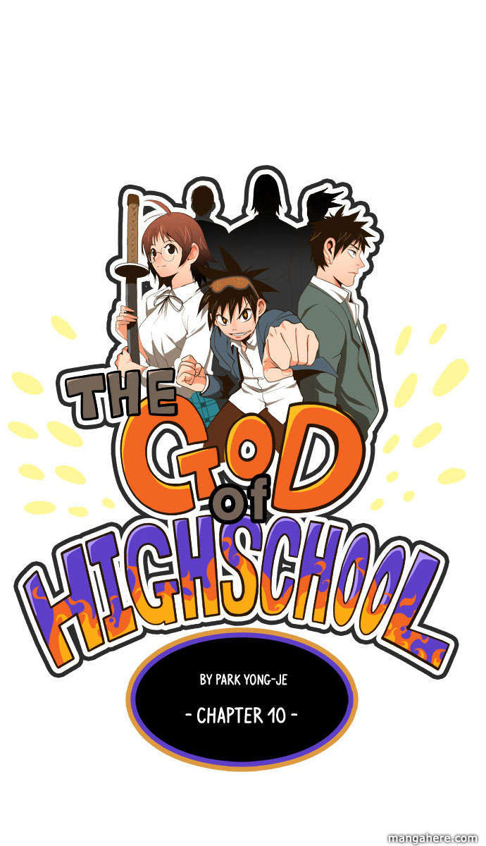 The God Of High School 10 Page 2