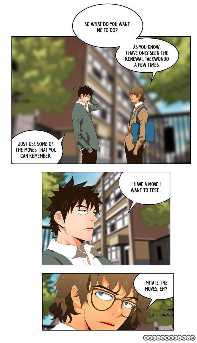 The God Of High School 31 Page 3