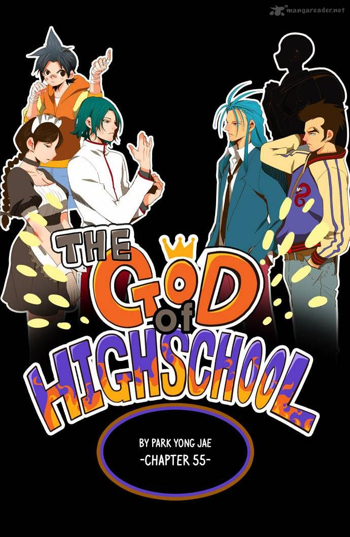 The God Of High School 55 Page 2