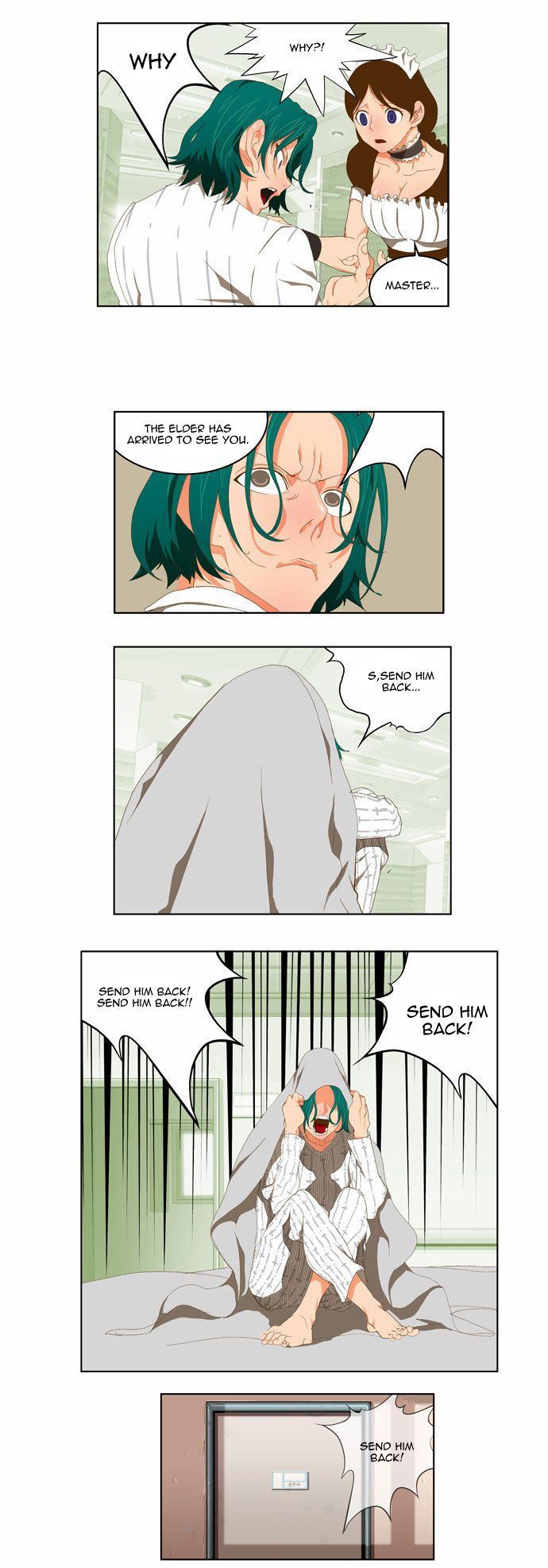 The God Of High School 75 Page 2