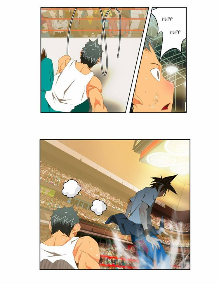 The God Of High School 77 Page 4