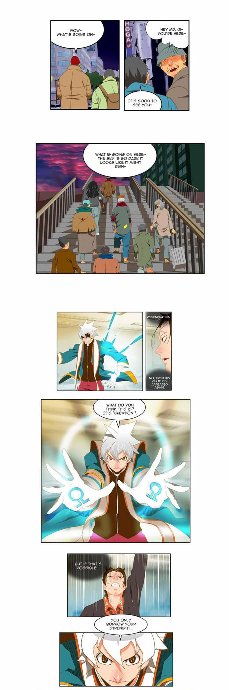 The God Of High School 78 Page 1