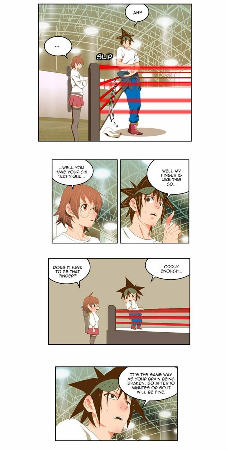 The God Of High School 81 Page 5