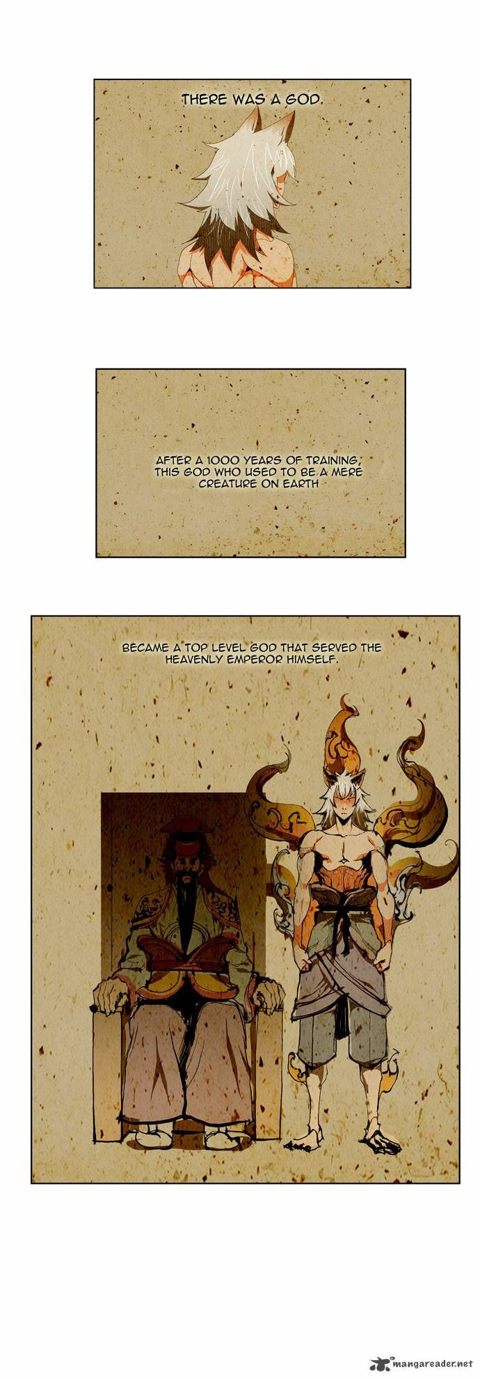 The God Of High School 85 Page 1