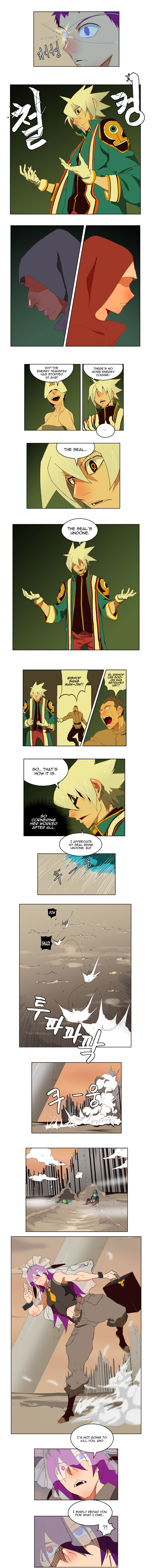 The God Of High School 149 Page 2