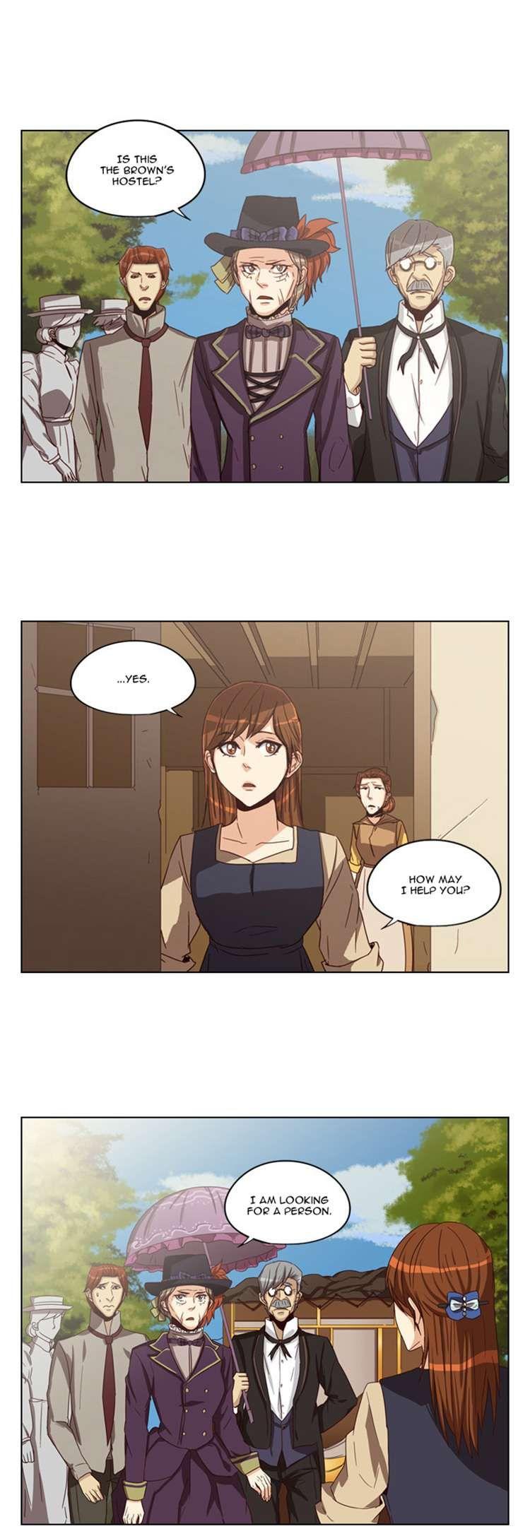 Serendipity 20 Page 1