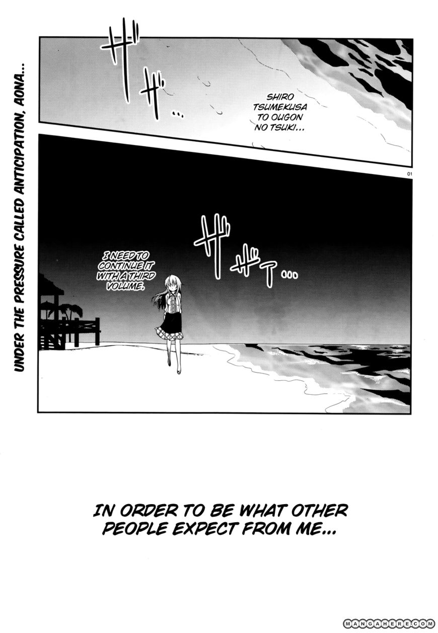Ranobe No Hen! 11 Page 1