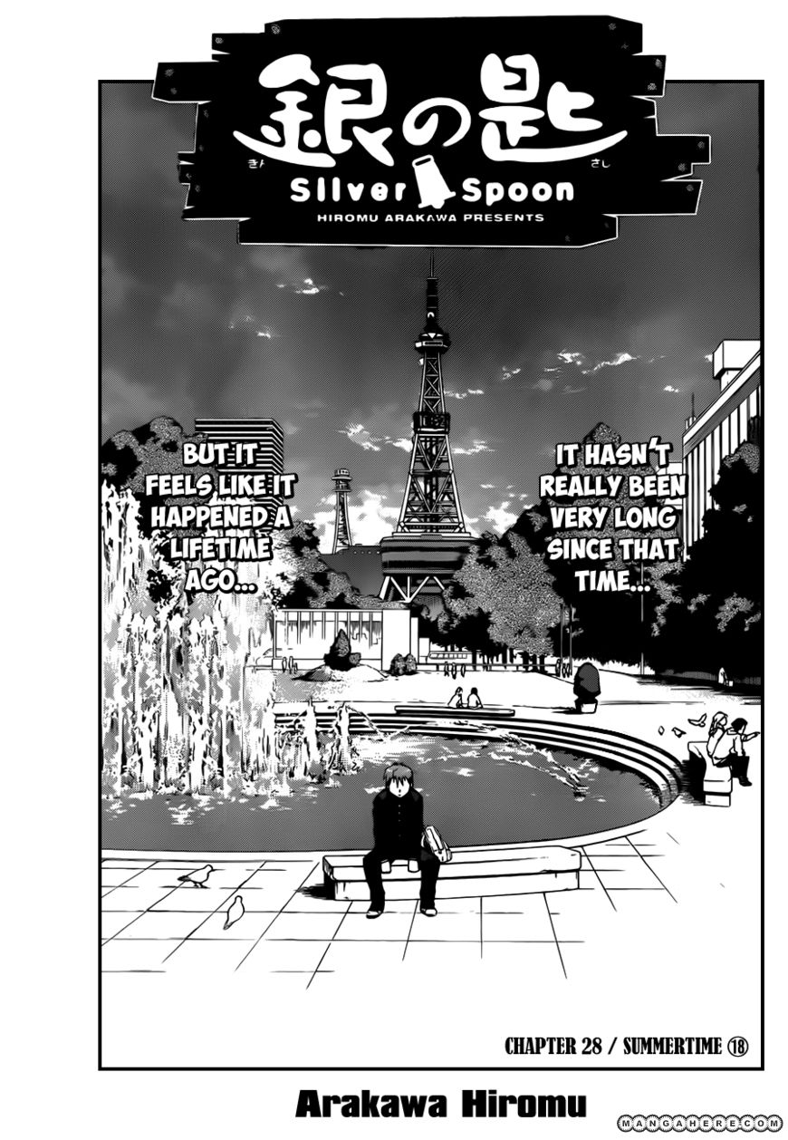 Silver Spoon 28 Page 2