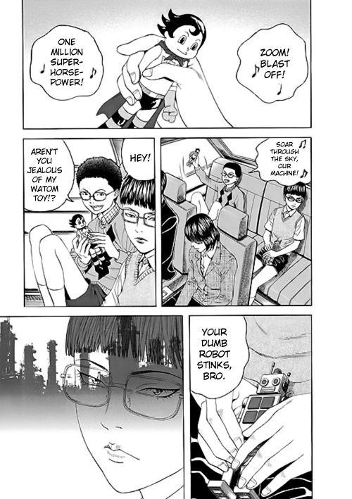 Bokura No Hikari Club 11 Page 1