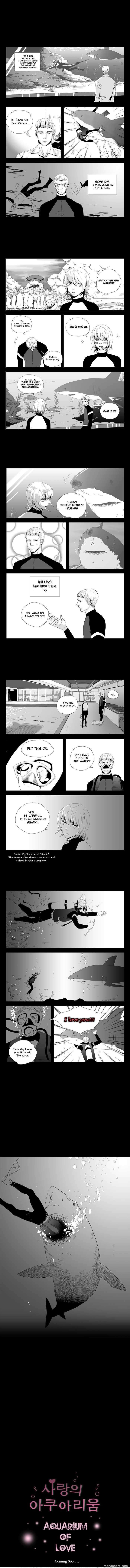 Love Aquarium 0 Page 1