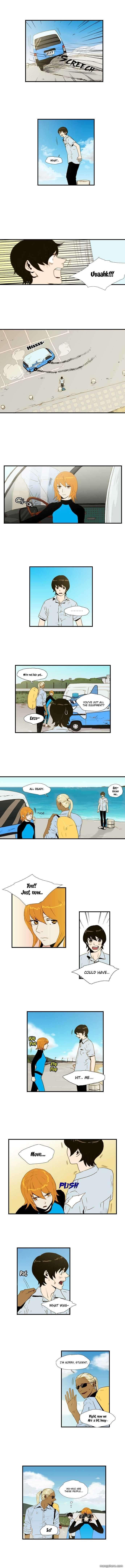 Love Aquarium 1 Page 2