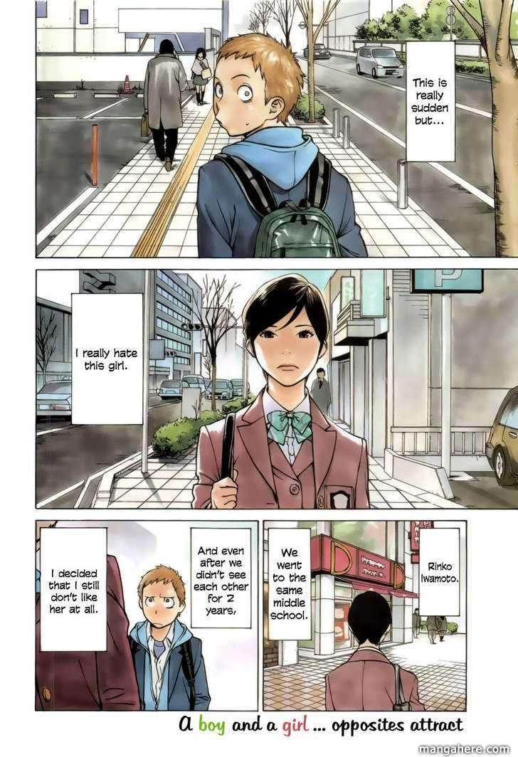 Boku No Kirai Na Kimi No Koto 0 Page 2