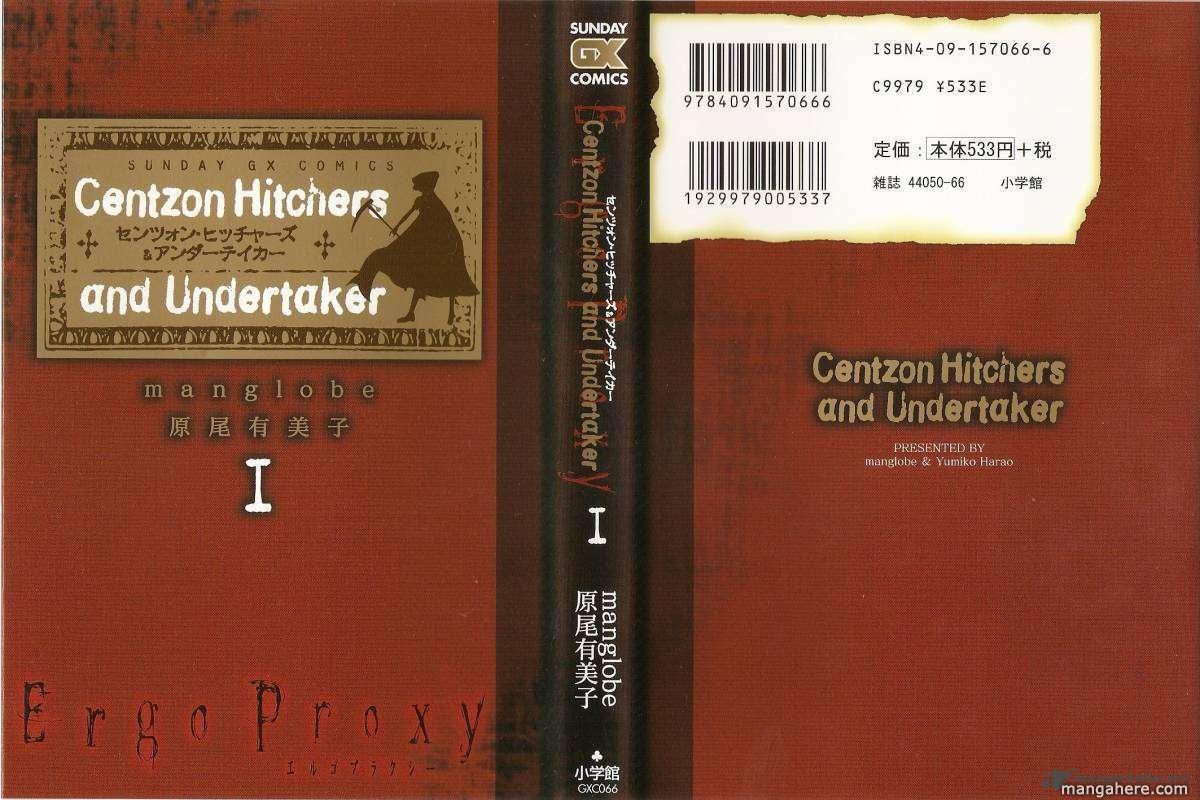 Ergo Proxy: Centzon Hitchers and Undertaker 1 Page 2