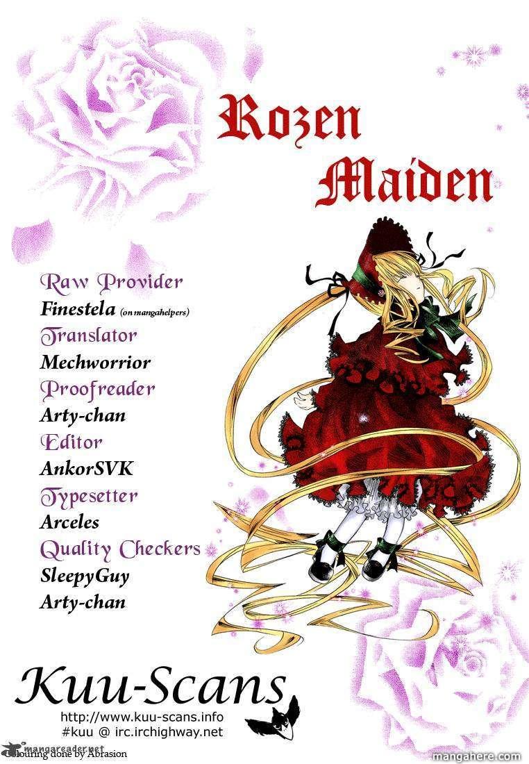 Rozen Maiden Ii 12 Page 1