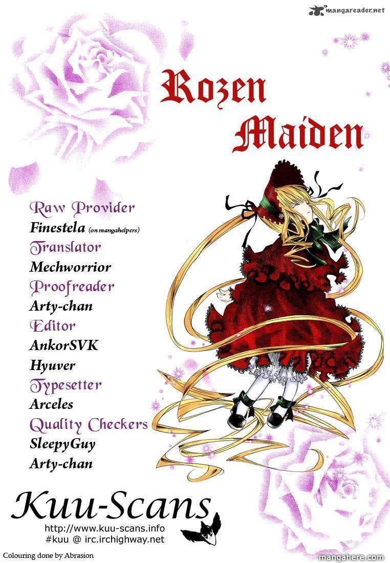 Rozen Maiden Ii 14 Page 1
