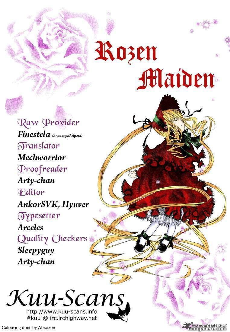Rozen Maiden Ii 15 Page 1