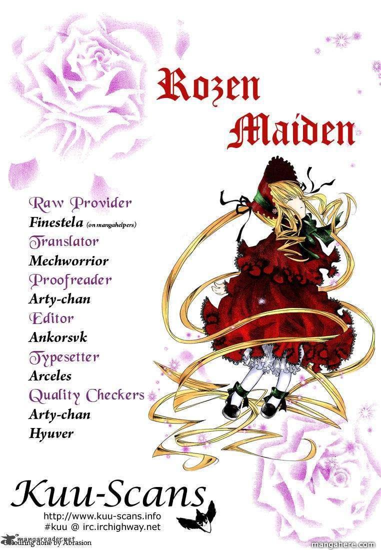 Rozen Maiden Ii 17 Page 1