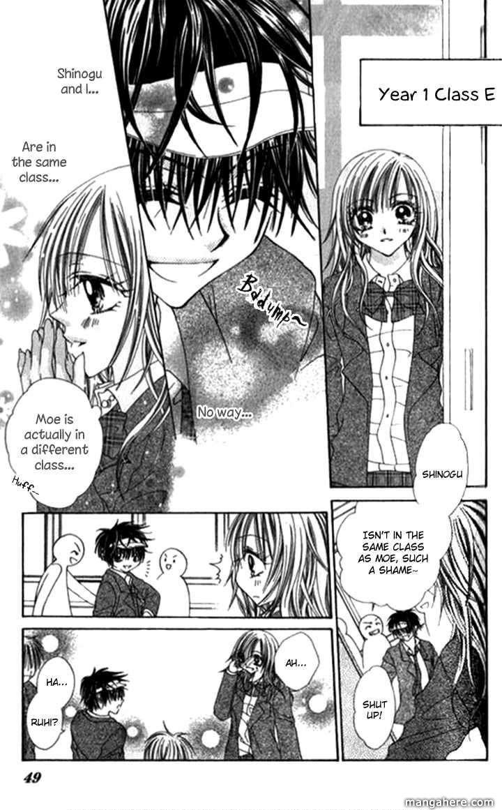 Toki Nazumi, Futari Nazumu 2 Page 3