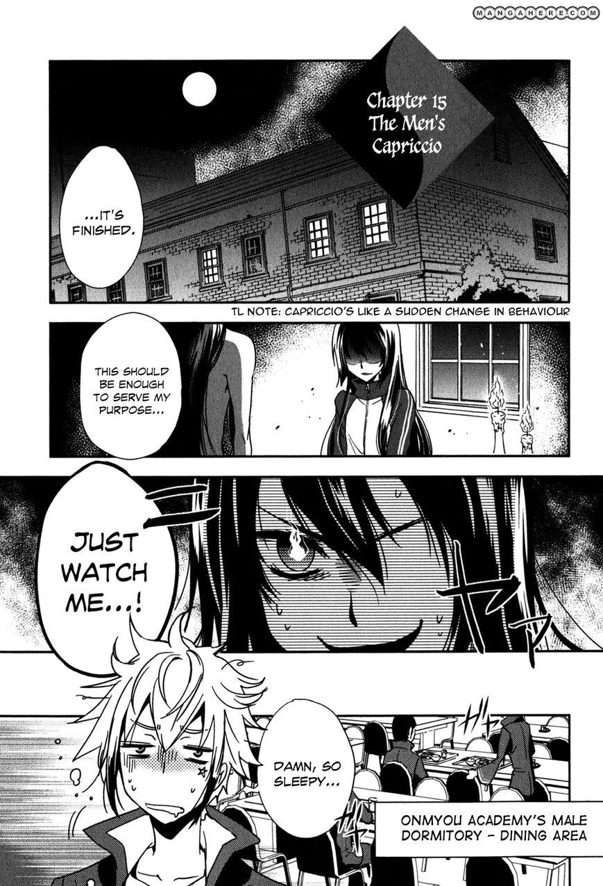 Tokyo Ravens 15 Page 3