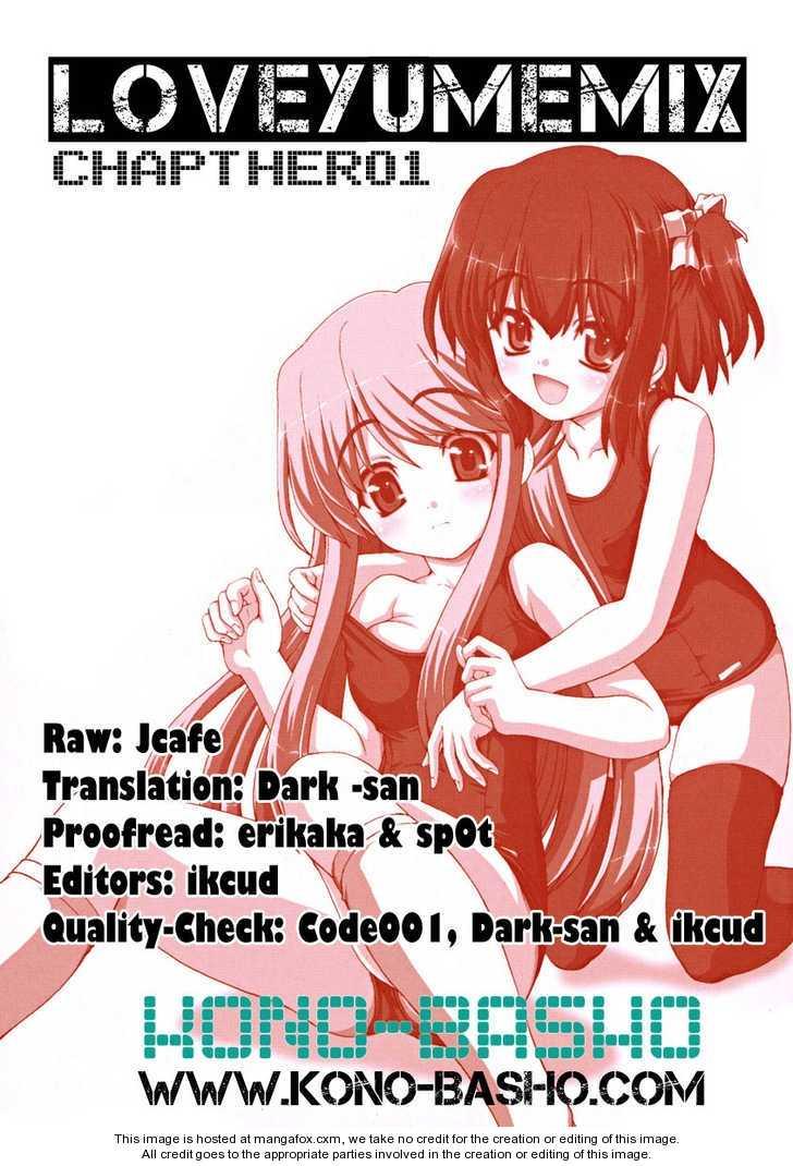 Love Yume Mix 1 Page 1