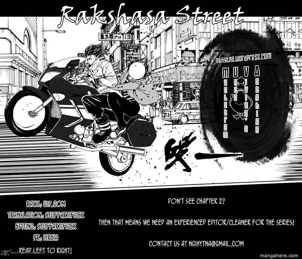 Rakshasa Street 1 Page 1