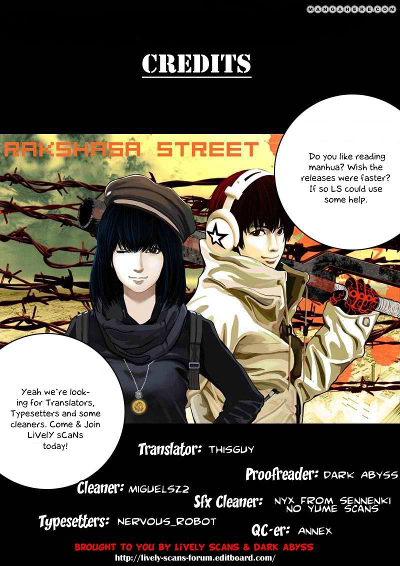 Rakshasa Street 2.6 Page 1
