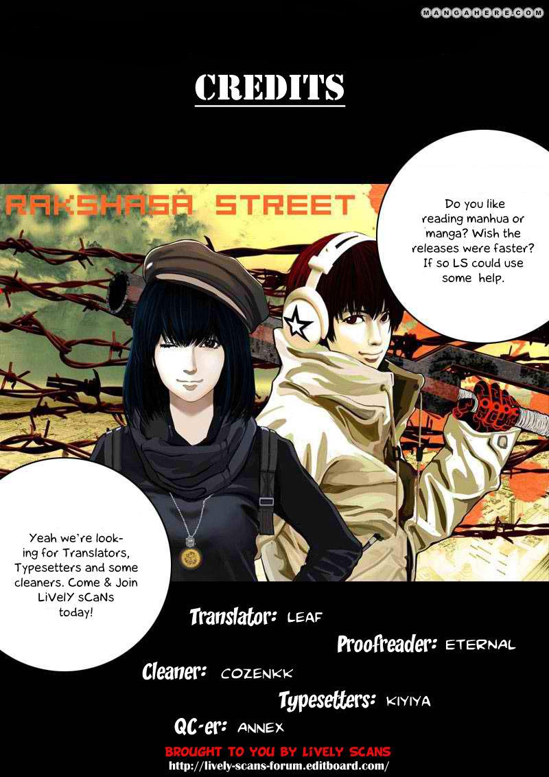 Rakshasa Street 4 Page 1