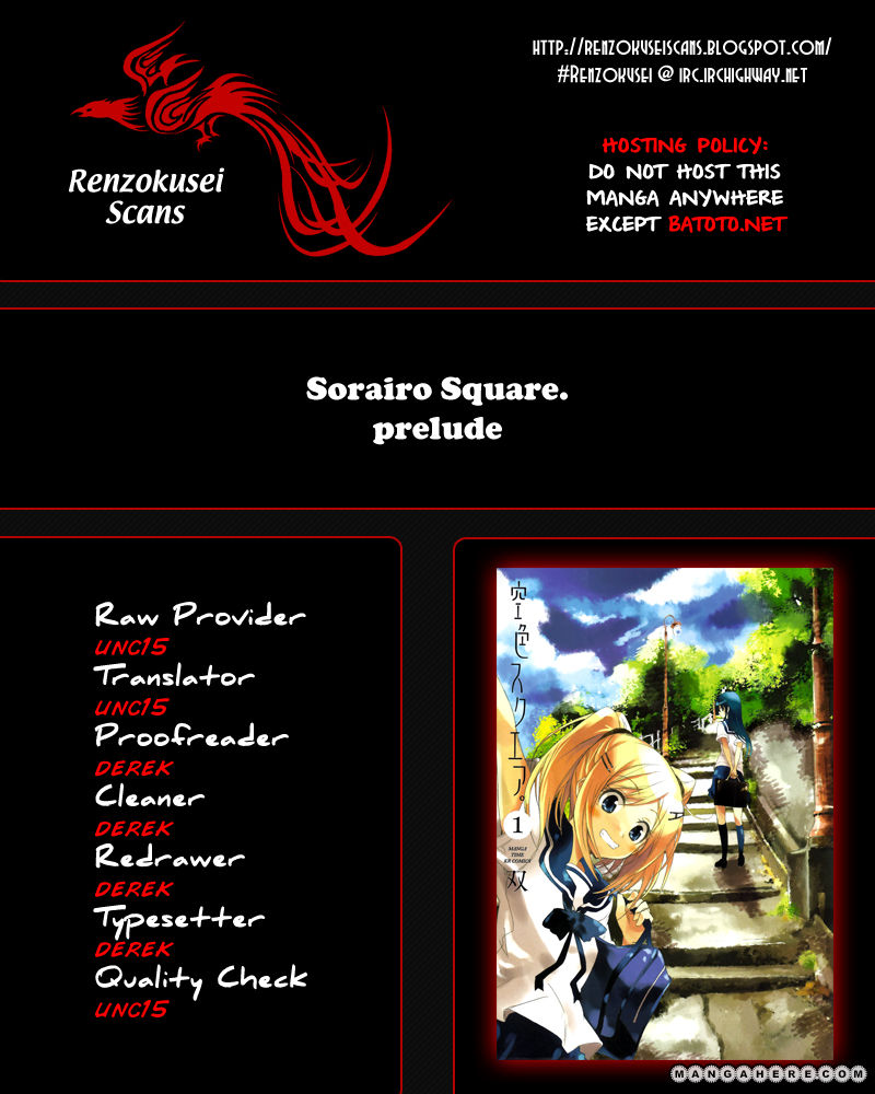Sorairo Square 6.5 Page 1