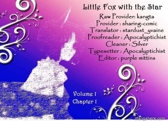 The Tiny Fox with the Star 2 Page 1