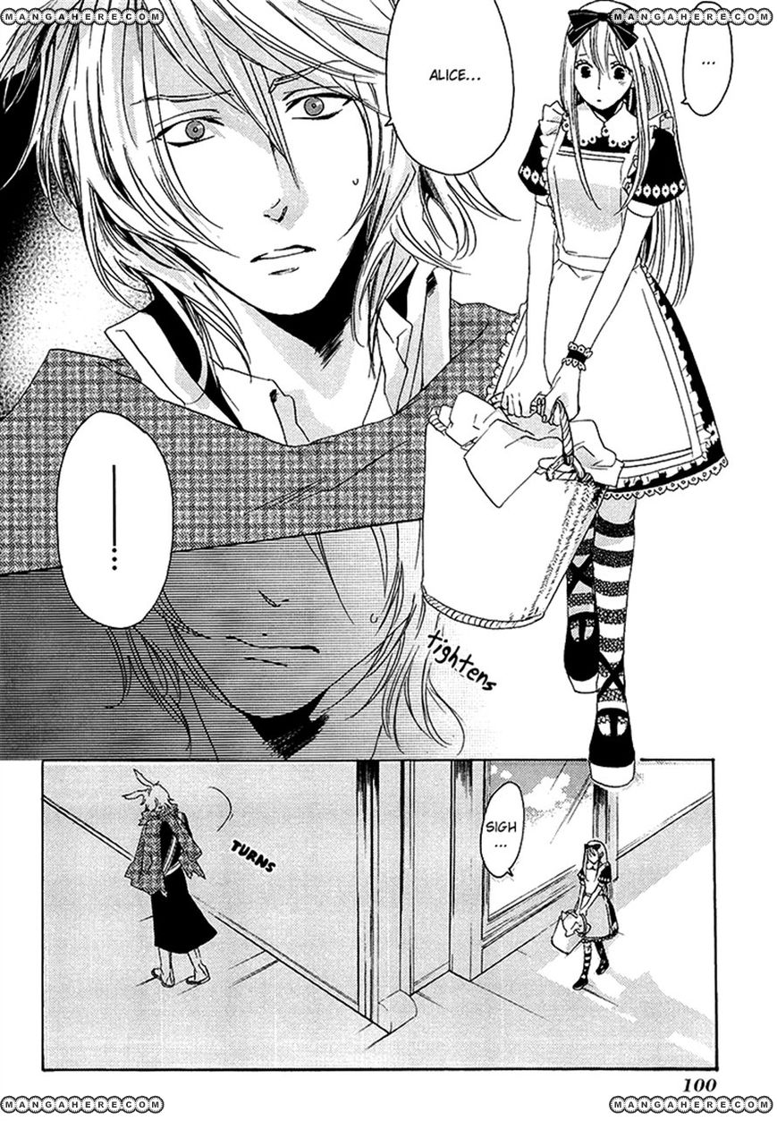 Heart no Kuni no Alice - My Fanatic Rabbit 5 Page 2